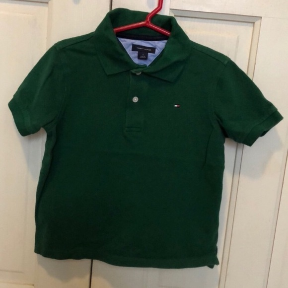 Tommy Hilfiger Other - 🌲 TOMMY HILFIGER GREEN POLO